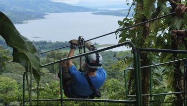 Click to enlarge image arenal zip lines.jpg
